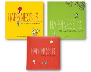 Happiness Is … (3 Books Collection)